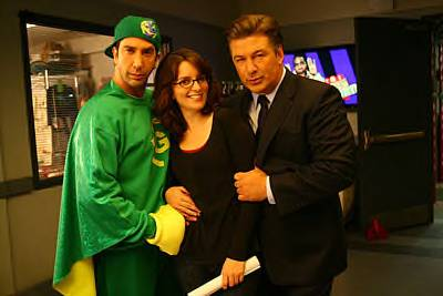 30 Rock during Green Week on NBC