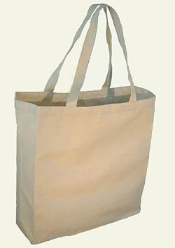 Works For Me Wednesday: Scoring Cheap Canvas Shopping Bags
