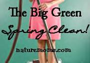 Nature Mom's Green Spring Cleaning