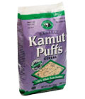 Kamut puffs are delicious!