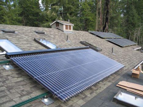 solar hot water installation guide