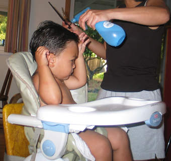 Home Hair Cuts on Home Haircuts For Kids Save Time And Money