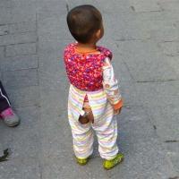 diaper free kids on a trip