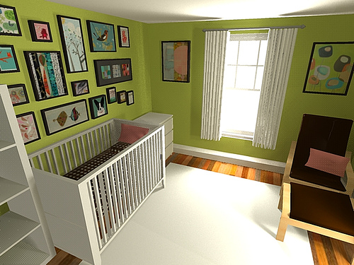 What if there s carpet in baby s nursery for Best carpet for baby nursery