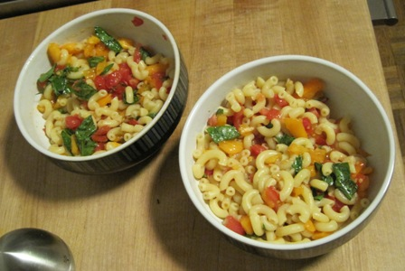 macaroni and tomatoes recipe