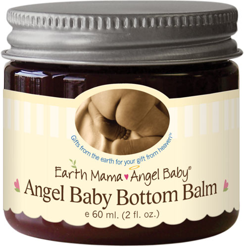 Earth Mama Angel Baby Bottom Balm Cloth Diaper