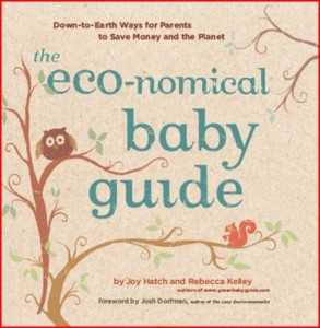 eco-nomical baby guide cover