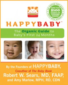 happybaby book cover by Dr. Sears