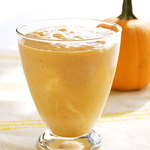 pumpkin pie and persimmon smoothie recipe