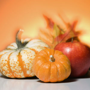 homemade thanksgiving centerpieces use natural items