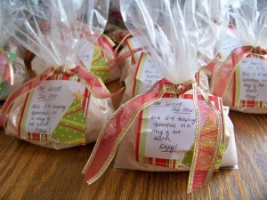 simple homemade holiday gifts