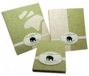 Recycled Paper Stationary