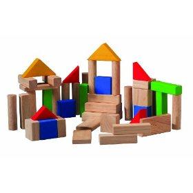 plan toys 50 construction set