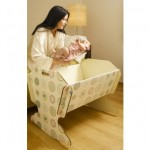 eco cradle by green lullaby