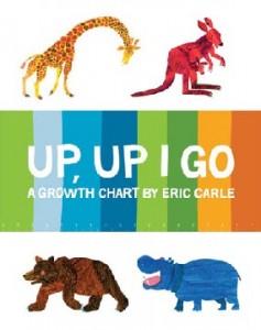 eric carle growth chart