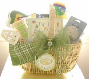 homemade baby food basket