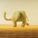 maidenlove custom made elephant eco softie