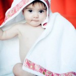 new england gift co hooded towel