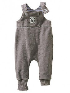 organic terrycloth romper from hessnatur