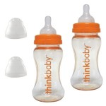 thinkbaby twin pack bottles