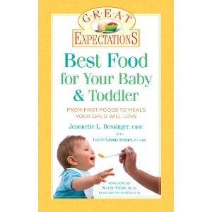 Baby Food Cookbook By Annabel