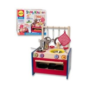 Affordable wooden play kitchens make eco friendly holiday for My kitchen set