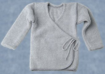 Wool baby clothes