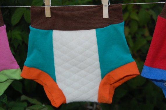 Cloth diapers potty training pants uk