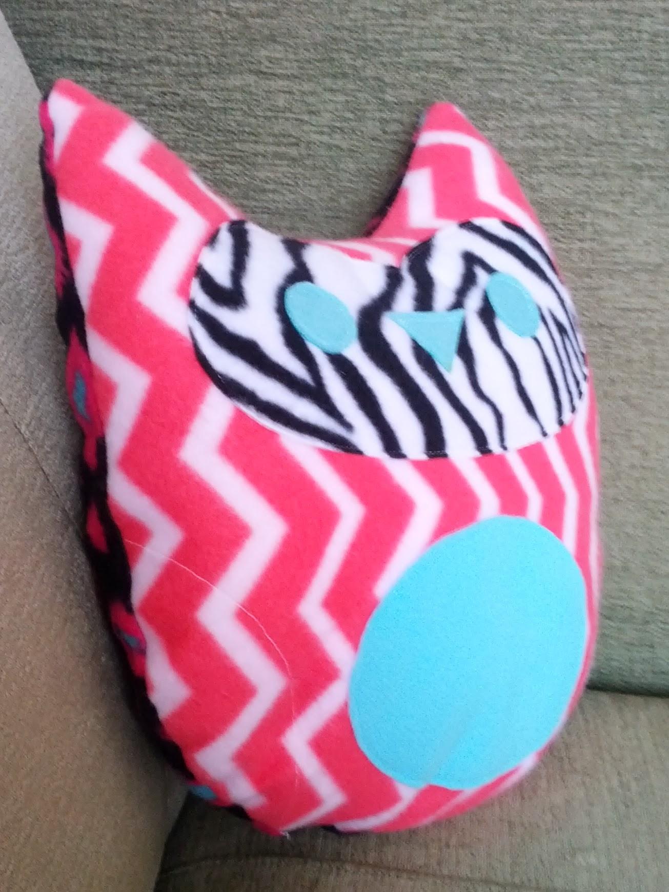 owl-pillow
