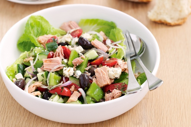 Series of Salad Recipes: Provencal Tuna Salad