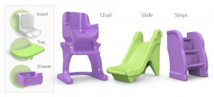 Modular Children's Chair