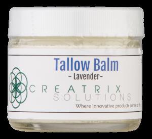 Creatrix-solutions-tallow-balm-Lavender