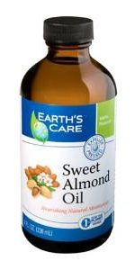 Earth's Care Sweet Almond Oil
